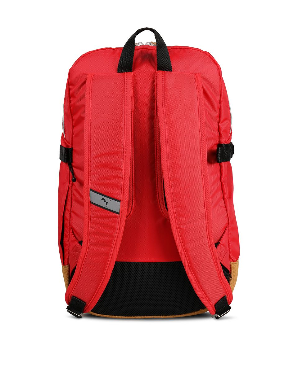 Scuderia Ferrari Online Store - Men's Puma x Scuderia Ferrari backpack - Regular Rucksacks