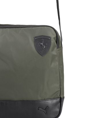Scuderia Ferrari Online Store - Men's Puma SF crossbody bag -