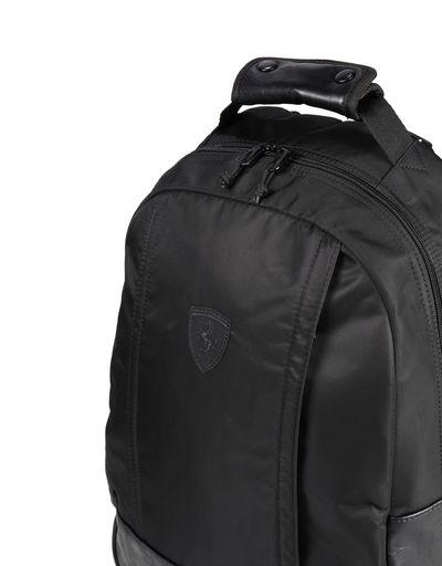 Scuderia Ferrari Online Store - Men's Puma x Scuderia Ferrari backpack - Regular Rucksacks