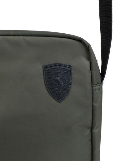 Scuderia Ferrari Online Store - Puma Scuderia Ferrari crossbody bag for men - Messenger Bags