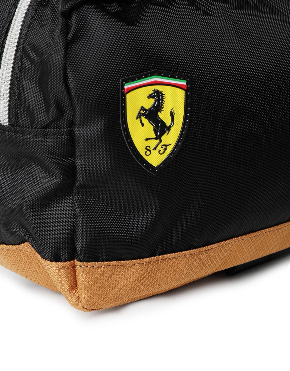 Scuderia Ferrari Online Store - Technical fabric Puma SF fanny pack - Men's Bags