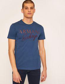 ARMANI EXCHANGE Logo T-shirt Man f