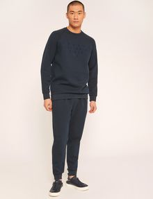 ARMANI EXCHANGE Fleece-Hose Herren d