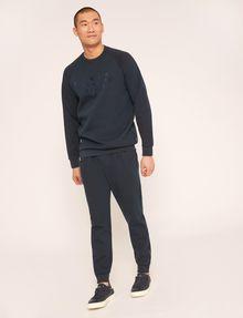 ARMANI EXCHANGE SINCE '91 SIDE-ZIP SWEATSHIRT TOP Sweatshirt Man d