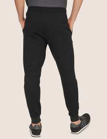 ARMANI EXCHANGE ZIP CUFF SWEATPANTS Fleece Trouser [*** pickupInStoreShippingNotGuaranteed_info ***] e