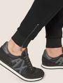 ARMANI EXCHANGE ZIP CUFF SWEATPANTS Fleece Trouser [*** pickupInStoreShippingNotGuaranteed_info ***] b