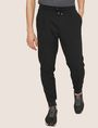 ARMANI EXCHANGE ZIP CUFF SWEATPANTS Fleece Trouser [*** pickupInStoreShippingNotGuaranteed_info ***] f