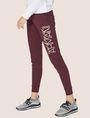 ARMANI EXCHANGE METALLIC SCRIPT LOGO JOGGER Fleece Trouser [*** pickupInStoreShipping_info ***] f