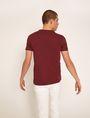ARMANI EXCHANGE SLIM-FIT SINCE '91 LOGO CREW Logo T-shirt Man e