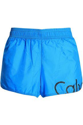 CALVIN KLEIN Printed shell shorts
