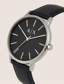 ARMANI EXCHANGE Reloj con una correa de piel suave Reloj Hombre r