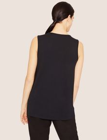 ARMANI EXCHANGE Solid Top Woman e