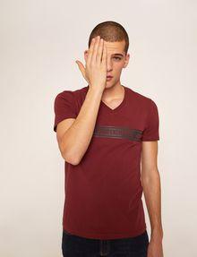 ARMANI EXCHANGE VネックTシャツ ロゴTシャツ [*** pickupInStoreShippingNotGuaranteed_info ***] a