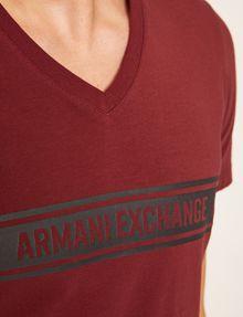 ARMANI EXCHANGE VネックTシャツ ロゴTシャツ [*** pickupInStoreShippingNotGuaranteed_info ***] b