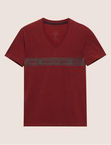 ARMANI EXCHANGE VネックTシャツ ロゴTシャツ [*** pickupInStoreShippingNotGuaranteed_info ***] r