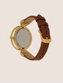 ARMANI EXCHANGE GOLD-TONED LINKED BAND WATCH Fashion Watch [*** pickupInStoreShipping_info ***] e