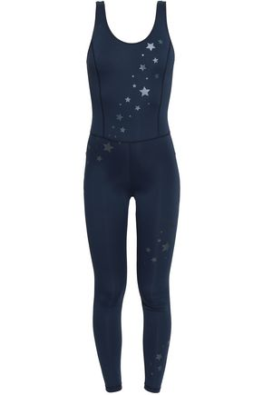 PURITY ACTIVE Printed scuba bodysuit