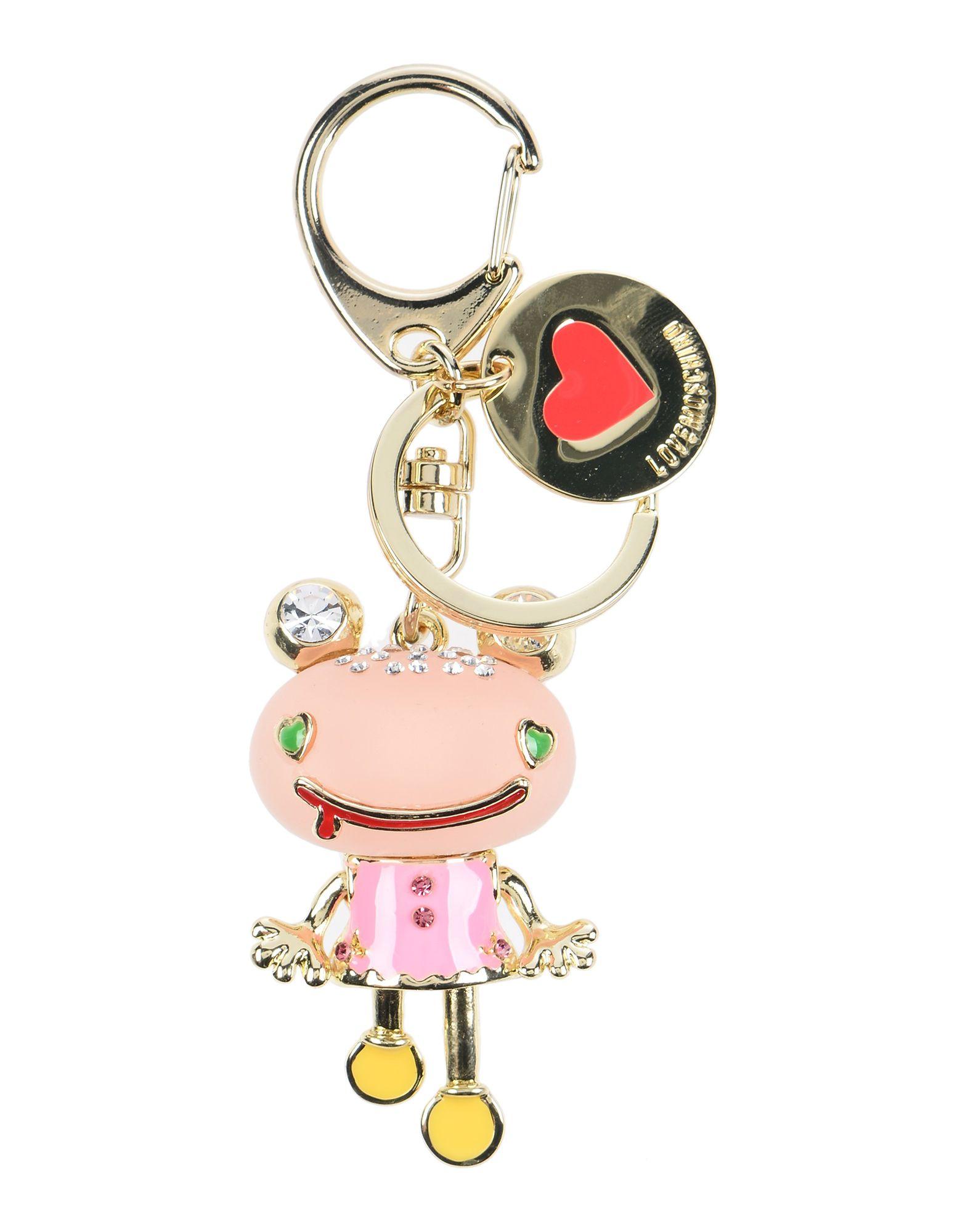LOVE MOSCHINO Брелок для ключей love moschino брелок для ключей