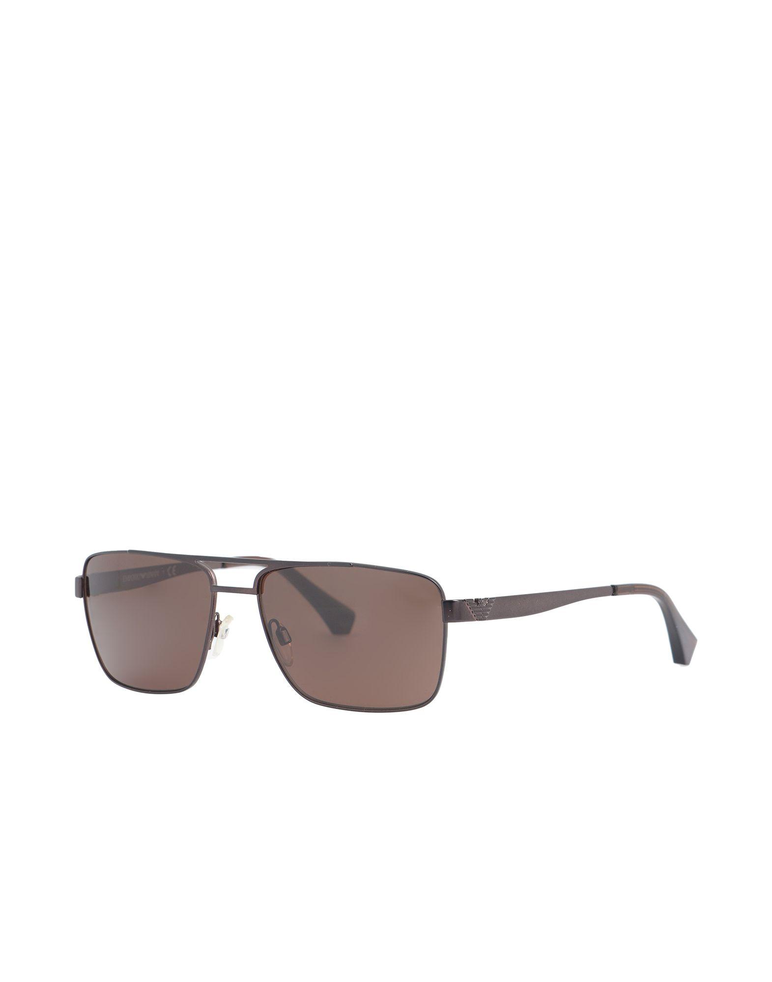 EMPORIO ARMANI Солнечные очки футболка детская bodo цвет черный 4 100u размер 86 92