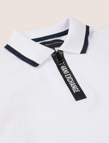 ARMANI EXCHANGE Kurzärmeliges Poloshirt Herren d
