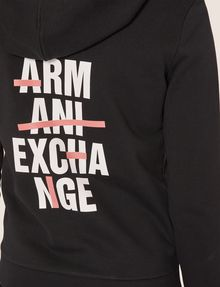 ARMANI EXCHANGE Kapuzensweatshirt Damen b