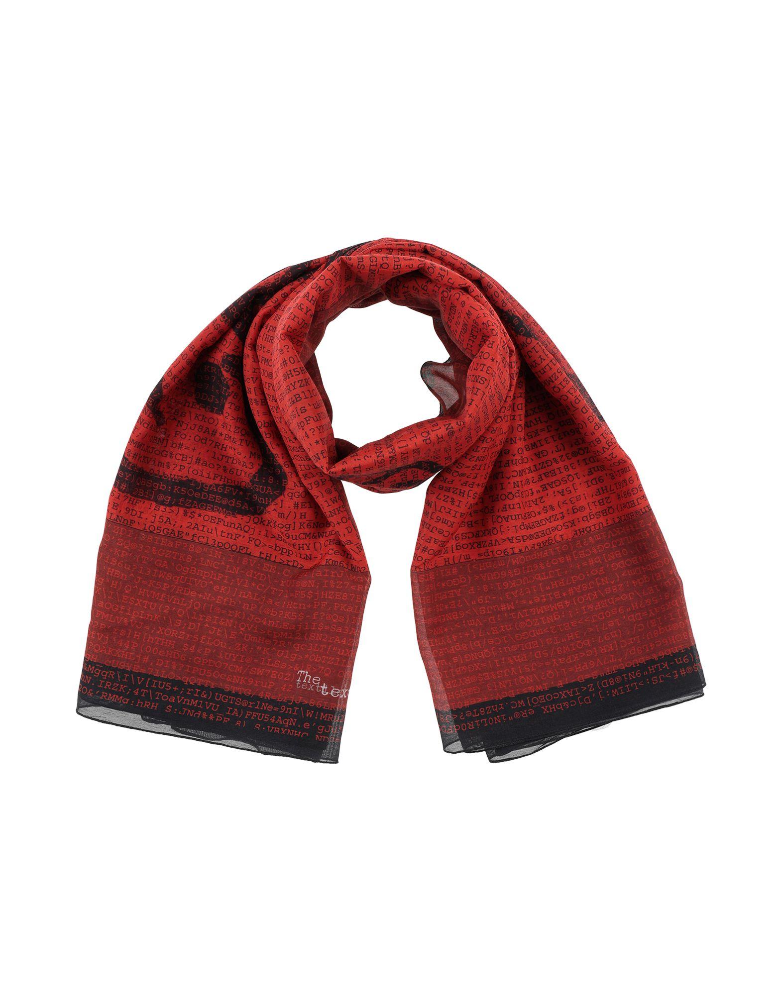 THE TEXTILE REBELS Шарф пледы hongda textile махровое чудо коричневый широкая полоса