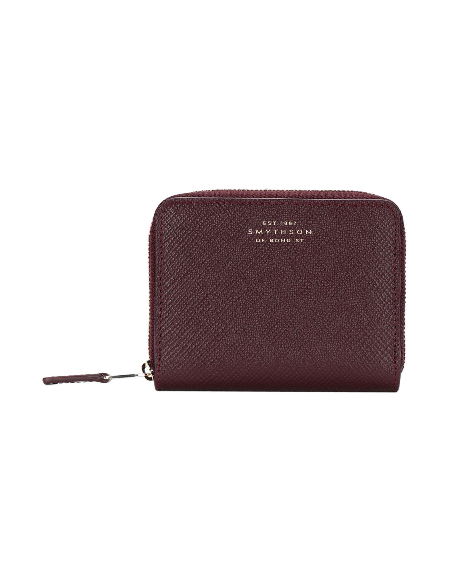 SMYTHSON Кошелек для монет pink dandelion design кожа pu откидной крышки кошелек для карты держатель для samsung j5prime