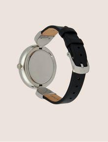 ARMANI EXCHANGE Uhr mit Lederband und Logo-Detail Fashion Watch [*** pickupInStoreShipping_info ***] e