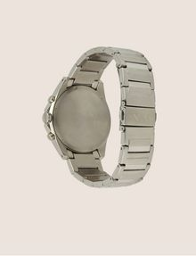 ARMANI EXCHANGE CHRONOGRAPH BRASS-TONED STAINLESS STEEL BRACELET WATCH Fashion Watch [*** pickupInStoreShippingNotGuaranteed_info ***] e