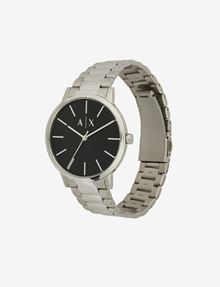 ARMANI EXCHANGE MINIMALIST STAINLESS STEEL BRACELET WATCH Fashion Watch [*** pickupInStoreShippingNotGuaranteed_info ***] r