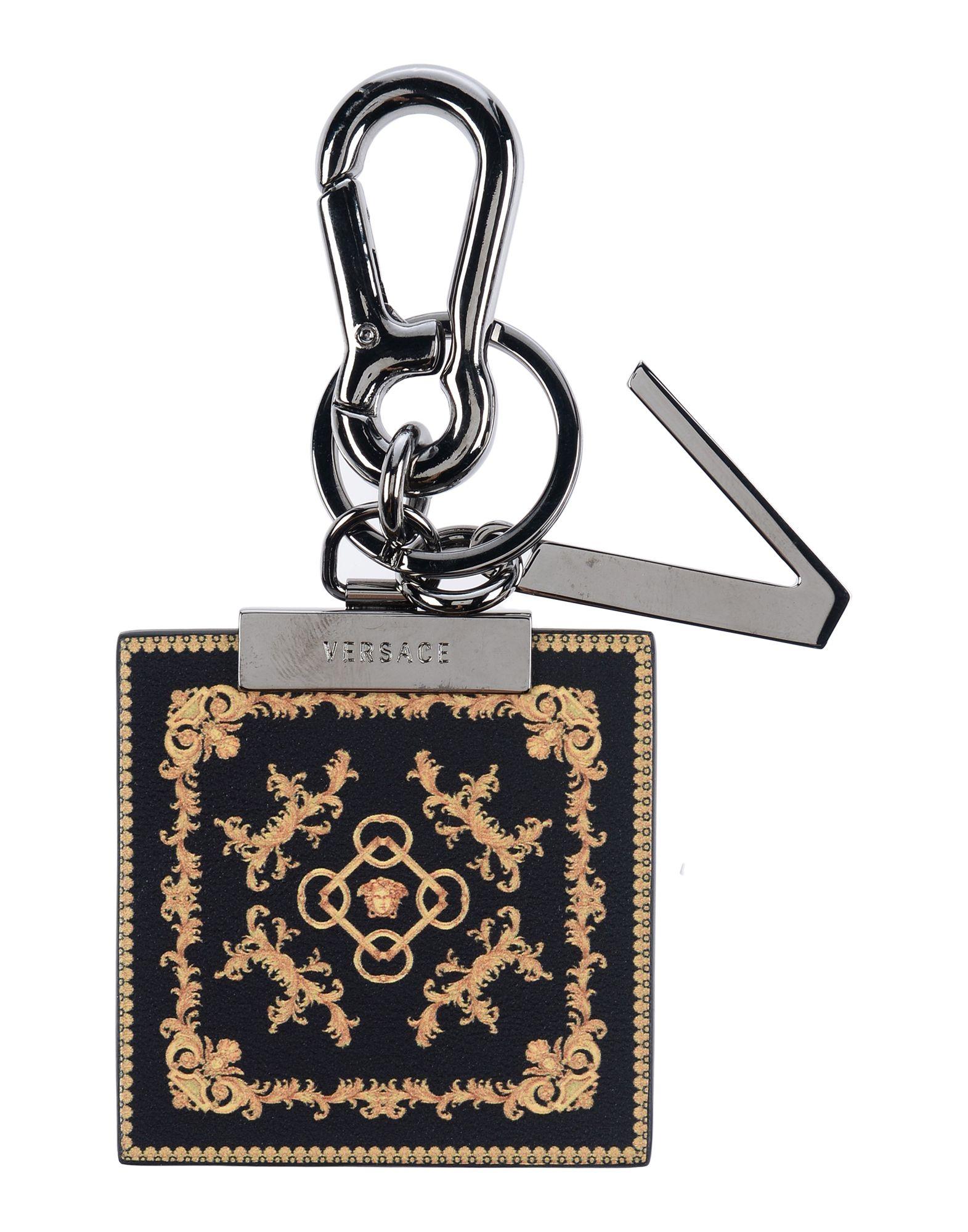 Фото - VERSACE Брелок для ключей versace брелок для ключей
