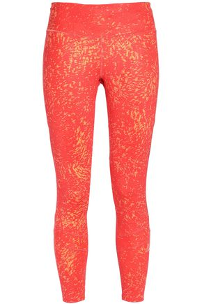 ADIDAS How We Do Tight printed stretch-jersey leggings