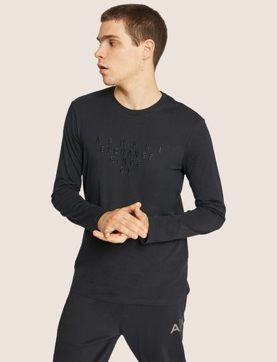 ARMANI EXCHANGE ロゴTシャツ メンズ F
