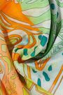 EMILIO PUCCI Printed silk and modal-blend gauze scarf