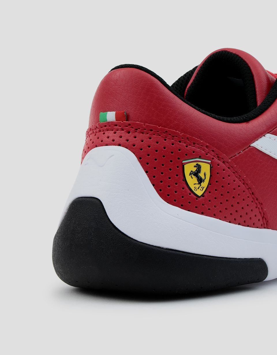 Scuderia Ferrari Online Store - Puma SF Kart Cat III Shoes - Active Sport Shoes