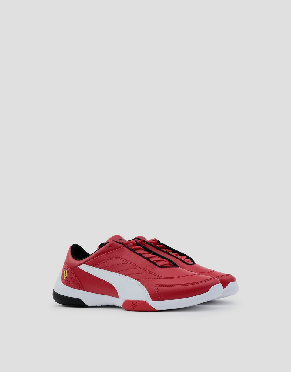 Scuderia Ferrari Online Store - Puma SF Kart Cat III sneakers - Active Sport Shoes