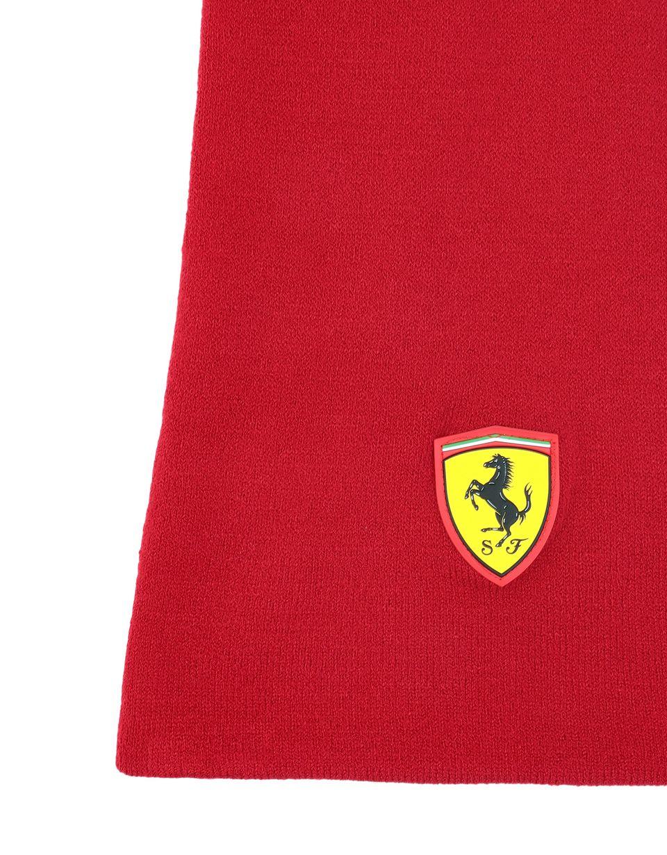 Scuderia Ferrari Online Store - Puma Scuderia Ferrari scarf for men - Scarves