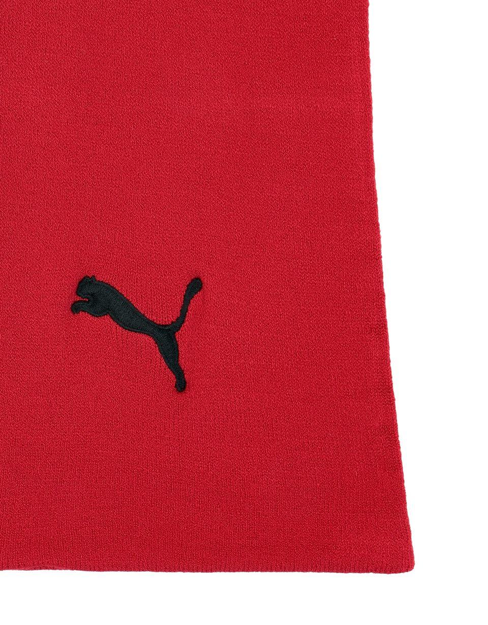 Scuderia Ferrari Online Store - Men's Puma x Scuderia Ferrari scarf - Scarves