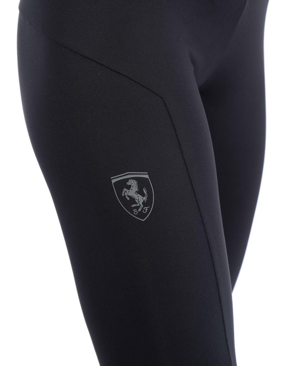 Scuderia Ferrari Online Store - Leggings Puma SF lunghi donna - Leggings e Pantaloni da Yoga