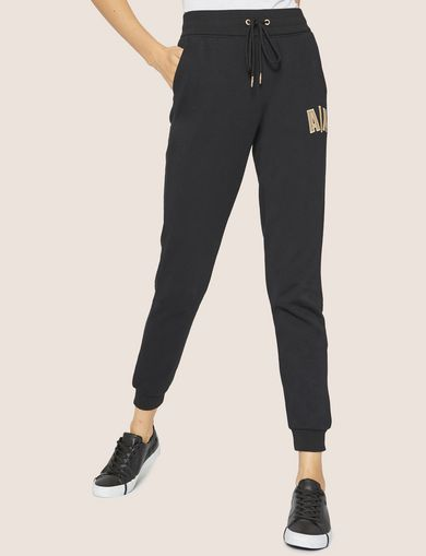 ARMANI EXCHANGE Pantalone in pile Donna F