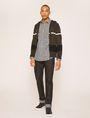 ARMANI EXCHANGE REGULAR-FIT MULTI HOUNDSTOOTH SHIRT Long sleeve shirt Man d