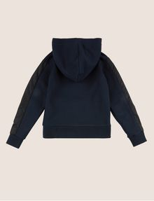 ARMANI EXCHANGE BOYS COLLEGIATE LETTER LOGO HOODIE Pullover [*** pickupInStoreShippingNotGuaranteed_info ***] r