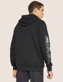 ARMANI EXCHANGE Fleece Jacket Man e