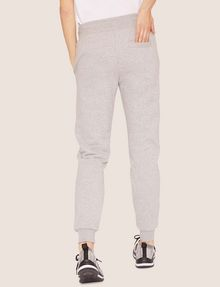 ARMANI EXCHANGE STRIKETHROUGH SWEATPANT Fleece Trouser Woman e