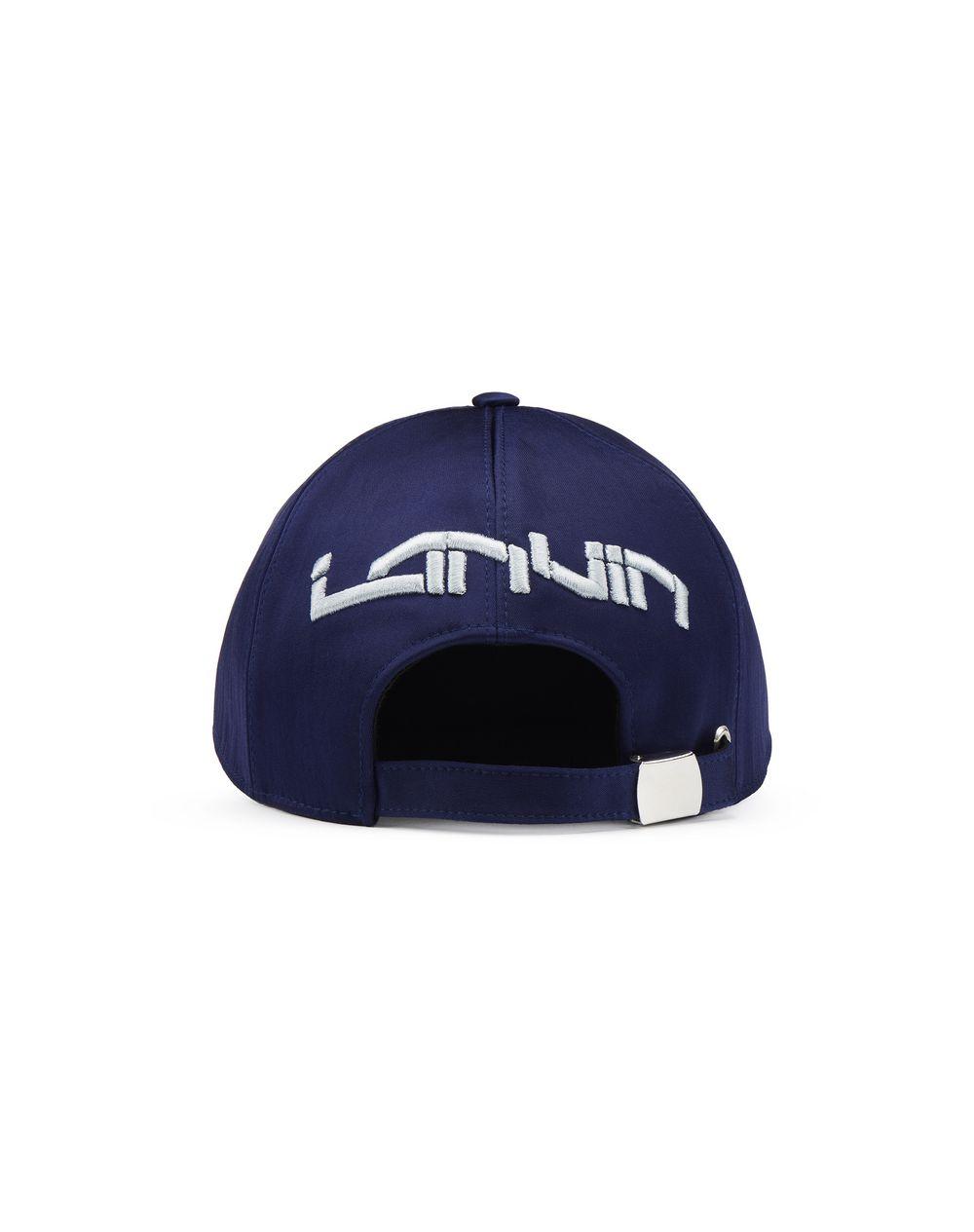 ランバン ナイロン キャップ - Lanvin