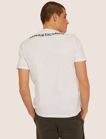 ARMANI EXCHANGE T-Shirt mit Grafik Herren e