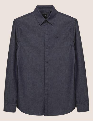 ARMANI EXCHANGE Camisa de denim Hombre R