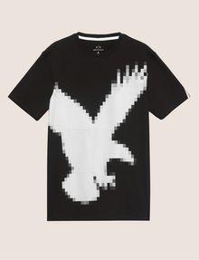 ARMANI EXCHANGE T-Shirt mit Grafik Herren r
