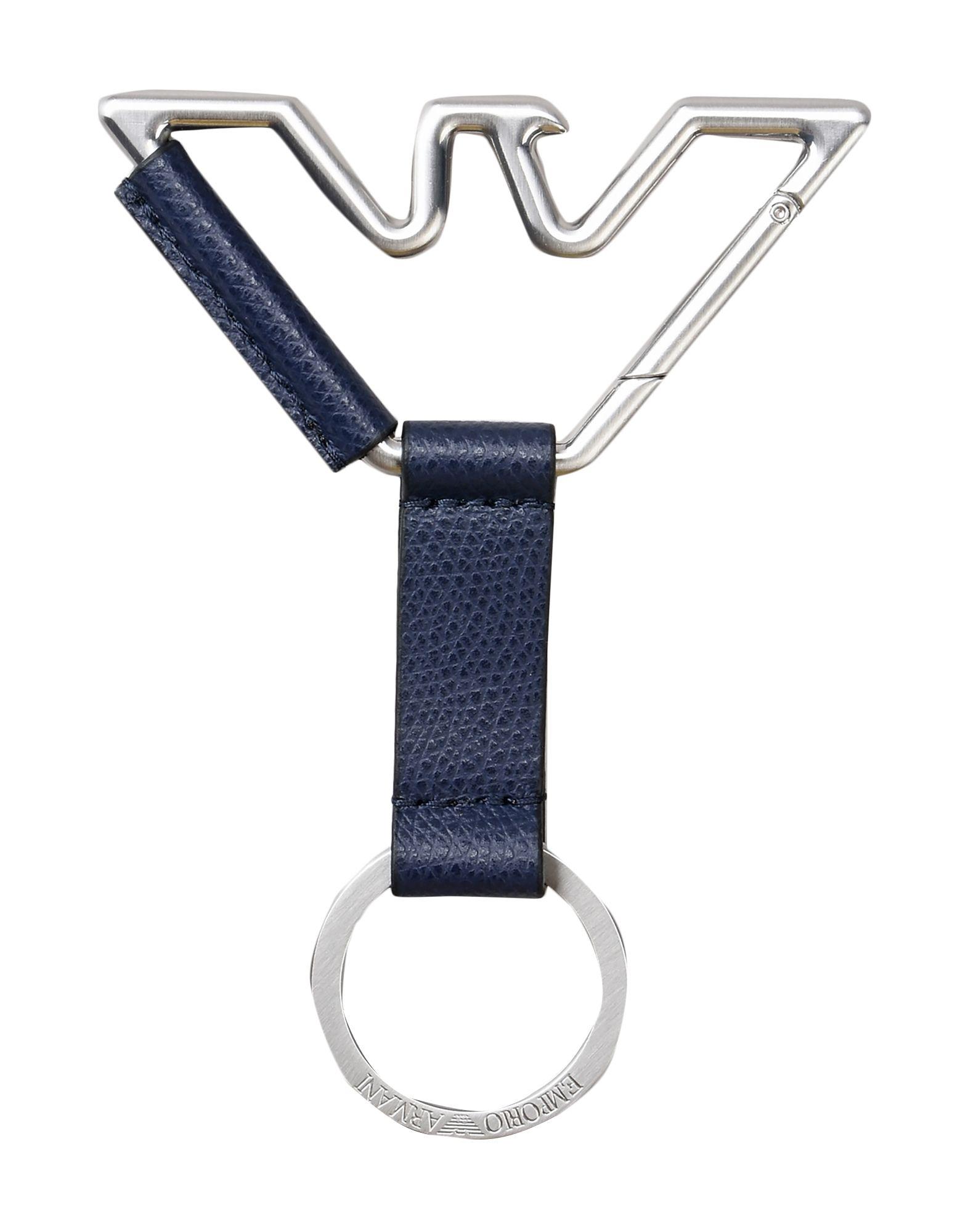 EMPORIO ARMANI Брелок для ключей armani jeans брелок для ключей