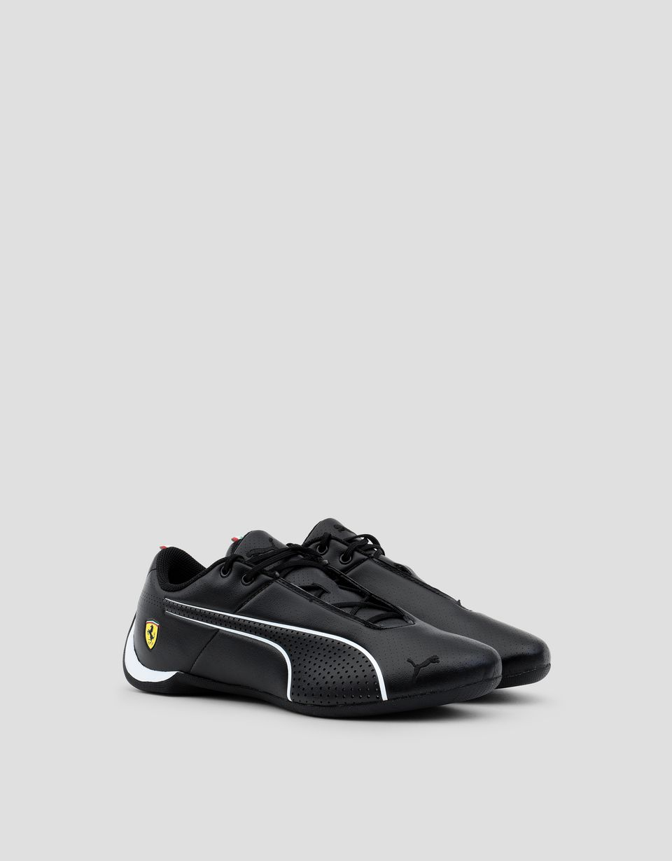 Scuderia Ferrari Online Store - SF Puma Future Cat Ultra shoes for children - Active Sport Shoes